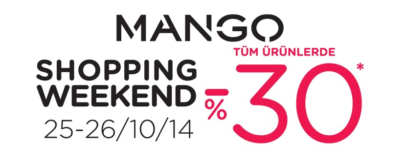 Mango Shopping Weekend
