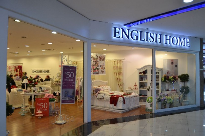 English Home'da Hobi Zamanı