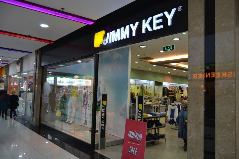 Jimmy Key'de Anne Dokunuşu