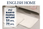 English Home'dan Kampanya